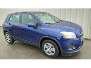 2016 Chevrolet Trax LS   FWD   MT   One Owner