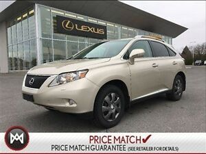 2012 Lexus RX350 TOURING PACKAGE 3.5 LTR V6