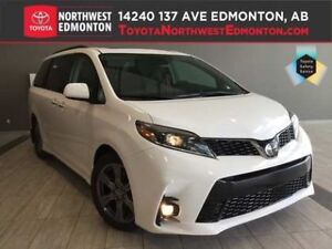 2018 Toyota Sienna SE 8-Passenger V6 | Technology Package