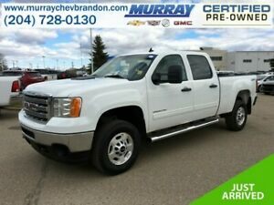 2013 Gmc SIERRA 2500HD SLE Crew Cab 4WD *New Tailgate on Order*