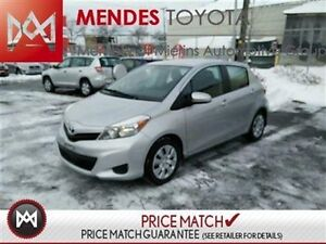 2014 Toyota Yaris LE, BLUETOOTH, CRUISE, PWR GROUP Look at the M