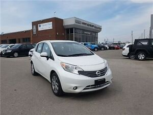 2014 Nissan Versa Note 1.6 SL Rear Camera, Only 56, 000 KMS !!!