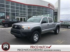 2014 Toyota Tacoma DOUBLE CAB 4X4, POWER GROUP This is the TRUCK