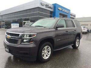 2018 Chevrolet Tahoe LS   Bluetooth   USB Inputs   8-Seater
