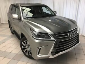 2019 Lexus LX 570 Execuitive Package