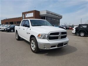 2016 Ram 1500 SLT Diesel, 20 Inch Wheels. Rear Camera !!!