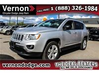 2013 Jeep Compass Sport/North, A/C