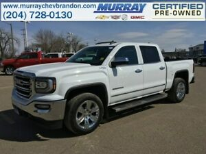 2017 Gmc Sierra 1500 Crew Cab SLT Z71 4WD *Nav* *Heat/Cool Leath