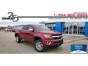 2016 Chevrolet Colorado LT/Diesel/Leather/Heated Seats/Remote St