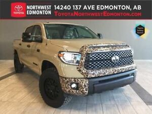 2018 Toyota Tundra 4X4 CrewMax 5.7L | TRD Off-Road Package | Cus