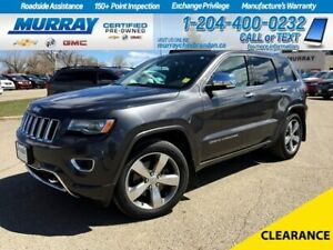 2014 Jeep Grand Cherokee Overland 4WD EcoDiesel *Air Suspension*