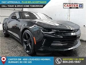 2018 Chevrolet Camaro 2LT RWD - Heated Front Seats - Alloy Wh...