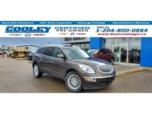 2012 Buick Enclave CXL/DVD/Sunroof/Remote Start/Leather