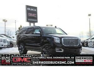 2019 GMC Yukon Denali | Heated/AC Leather | Memory Seat | Sunroo