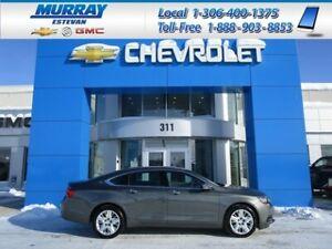 2016 Chevrolet Impala LS 1LS
