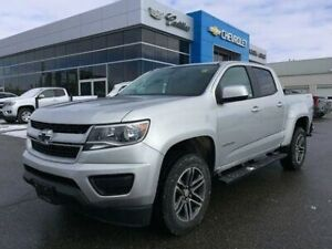 2019 Chevrolet Colorado WT   V6   Rear Cam   USB Input   Side Ra