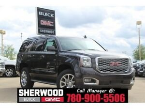 2018 GMC Yukon Denali | Heated/AC Leather | Memory Seat | Sunroo