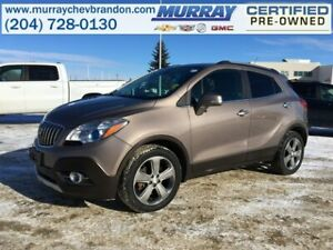 2014 Buick Encore Leather FWD *Blind Side* *Backup Cam* *Heat Le