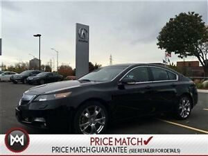 2013 Acura TL NAVIGATION CERTIFIED 3.7L