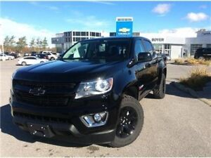 2018 Chevrolet Colorado Z71   HEATED SEATS   LEATHER STEERING WH