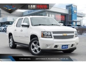2013 Chevrolet Avalanche LTZ | COOLED SEATS | HD TRAILERING |