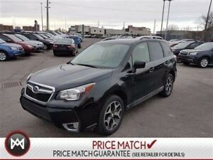 2014 Subaru Forester 2.0XT Touring CVT Turbo Power Lots of Fun