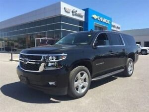 2018 Chevrolet Suburban LT   7-Seater   Bluetooth   USB Input