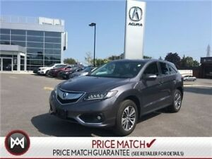 2017 Acura RDX LEATHER AWD ELITE PACKAGE