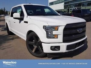 2017 Ford F-150 LOWERED | DEMO SPECIAL |  Lariat | 501A | 4x4 |