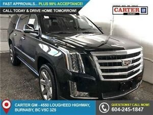 2018 Cadillac Escalade ESV Premium Luxury 4x4 - Heated Seats...