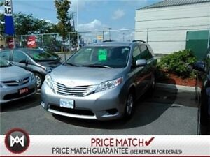 2017 Toyota Sienna LE: BACKUPCAM, HEATED SEATS, 3 ZONE CLIMATE M