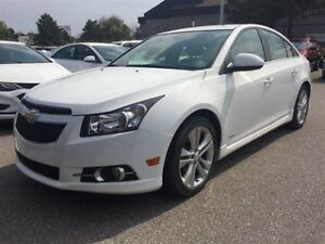 2014 Chevrolet Cruze LT   RS   Sunroof   Leather