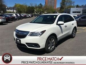 2014 Acura MDX SH-AWD NAVIGATION ENTERTAINMENT