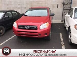 2008 Toyota RAV4 POWER GROUP, HEATED WIPERS Winter is Perfect fo