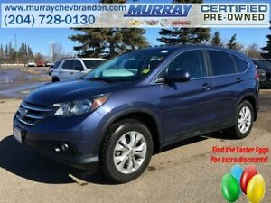 2014 Honda CR-V EX AWD *Backup Camera* *Heated Cloth*