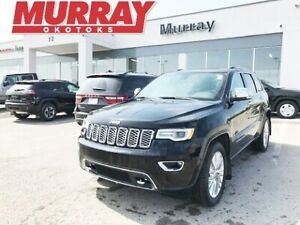 2018 Jeep Grand Cherokee Overland - * UCONNECT! LEATHER! HEATED!