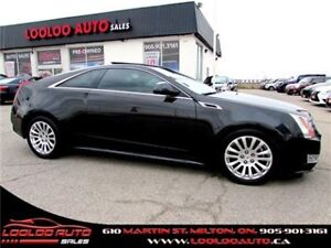 2011 Cadillac CTS Coupe CTS4 AWD NAVIGATION CAMERA CERTIFIED 2YR