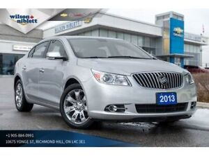 2013 Buick LaCrosse Ultra Luxury Group | HEADS-UP | SUNROOF |