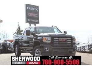 2019 GMC Sierra 3500HD SLT | Heated Leather | Memory Seat | Sunr