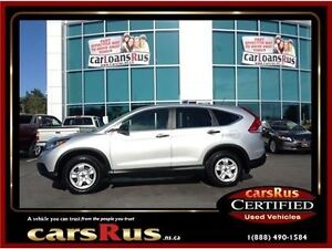2013 Honda CR-V LX !!Free 2 Year Unlimited KM Warranty!!