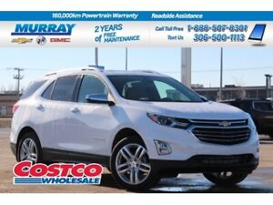 2019 Chevrolet Equinox Premier 1.5T AWD*REMOTE START,SUNROOF,HEA