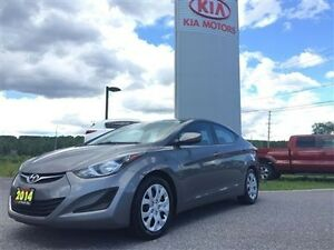 2014 Hyundai Elantra GL | HEATED SEATS | CRUISE