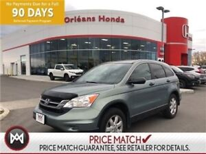 2011 Honda CR-V LX, POWER GROUP, 2WD, LOW MILEAGE T' IS THE SUV