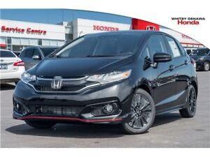 2018 Honda FIT Sport | Automatic