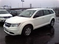 2012 Dodge Journey SE Plus only $139 bi/w payment