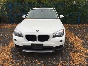2014 BMW X1 LEATHER, SUNROOF, PREMIUM