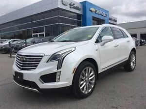 2018 Cadillac XT5 Platinum AWD   DEALERSHIP DEMO