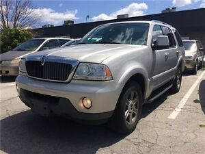 2004 Lincoln Aviator Ultimate AS IS !!!!