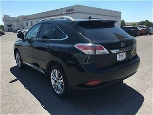 2013 Lexus RX350 ULTRA PREMIUM 1 WITH BLINDSPOT MONITOR Kingston Kingston Area image 3