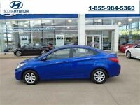 2012 Hyundai ACCENT 4 DR GL warranty remaining
